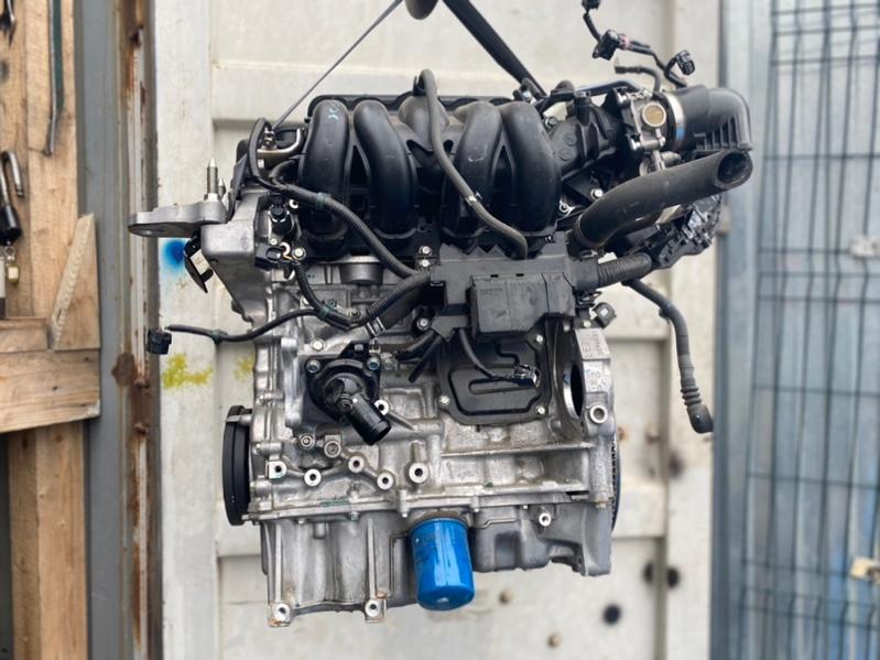 Двигатель Honda Fit GP5 LEB 2016 (б/у)