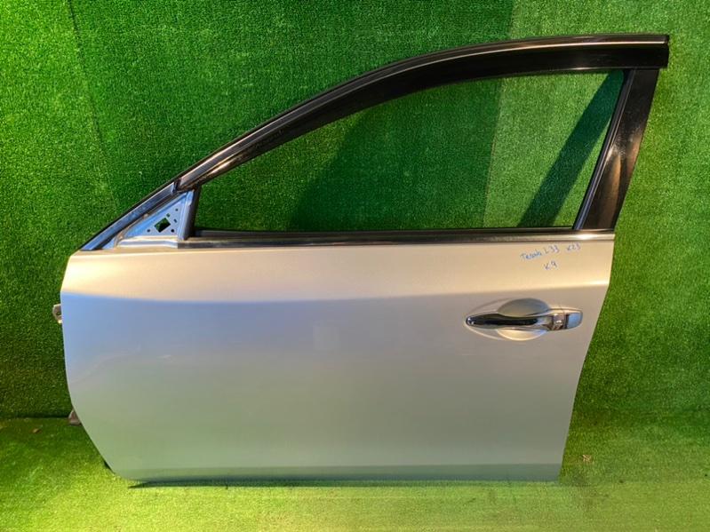 Дверь Nissan Teana L33 передняя левая (б/у)