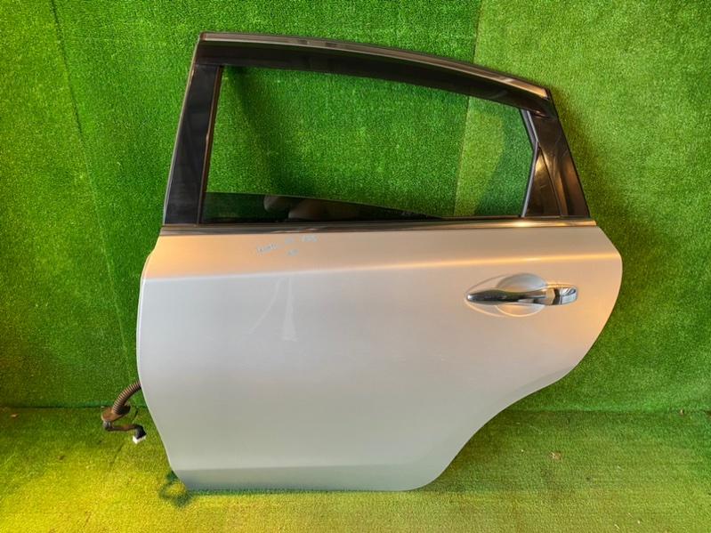 Дверь Nissan Teana L33 задняя левая (б/у)