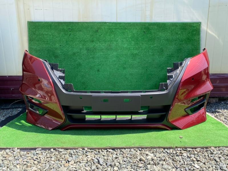 Бампер Nissan Serena GC27 передний (б/у)