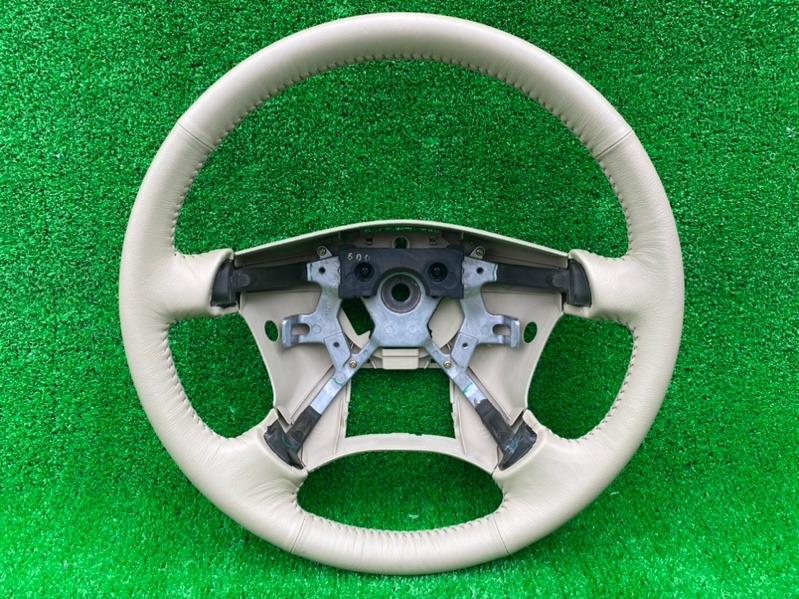 Руль Nissan Elgrand E51 (б/у)