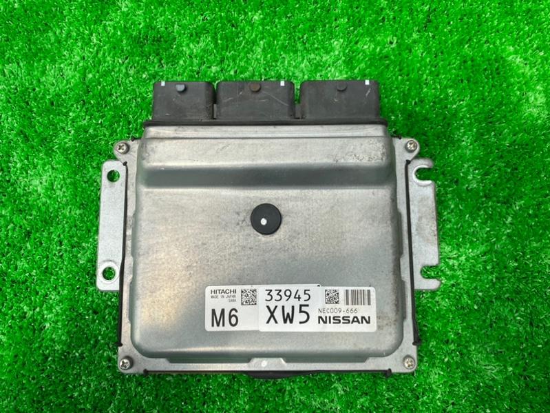 Блок efi Nissan Teana L33 QR25DE (б/у)