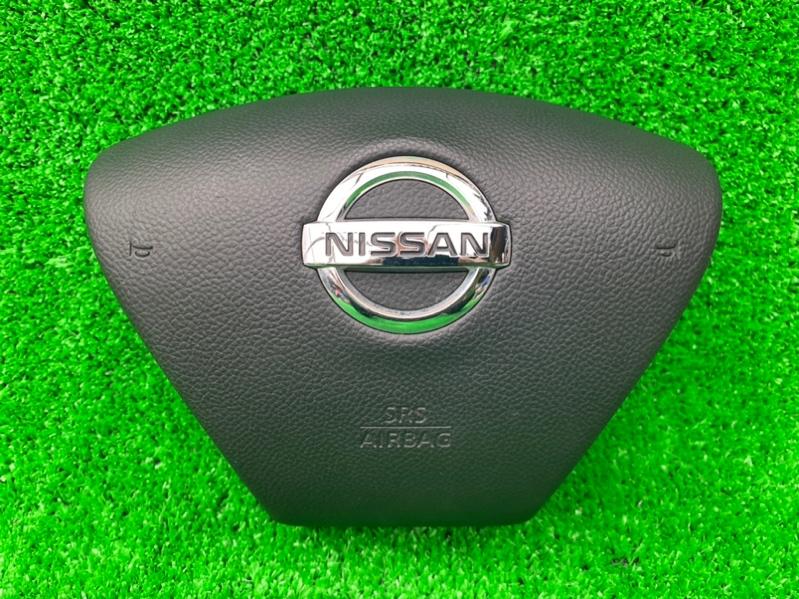 Airbag водительский Nissan Fuga KNY51 (б/у)