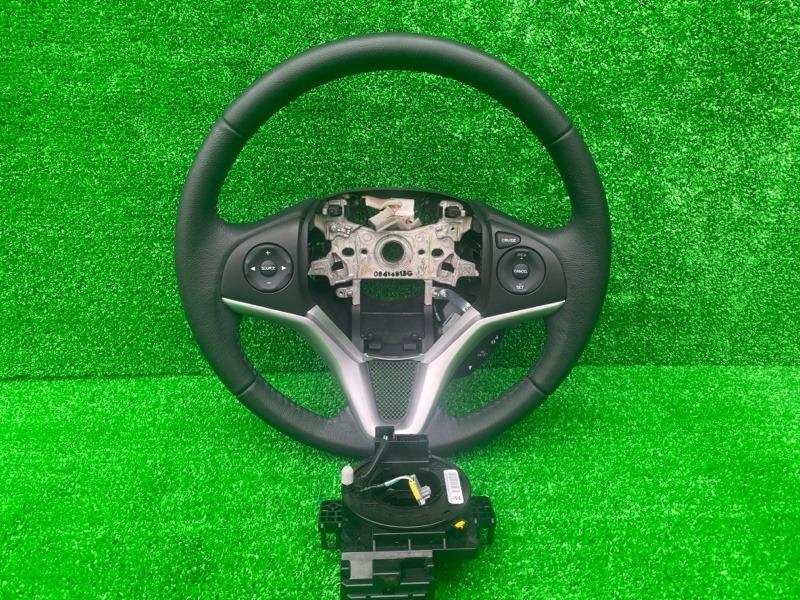 Руль Honda Fit GK3 (б/у)