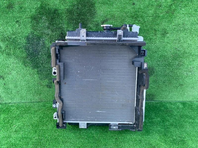 Радиатор основной Toyota Tank M900A 1KRFE (б/у)