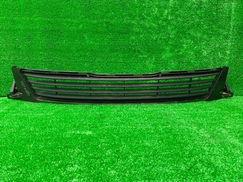 Решетка бамперная Toyota Mark X GRX130 передняя (б/у)