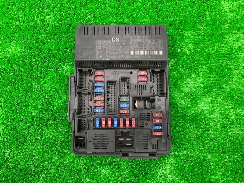 Блок body control Nissan Teana L33 QR25DE (б/у)