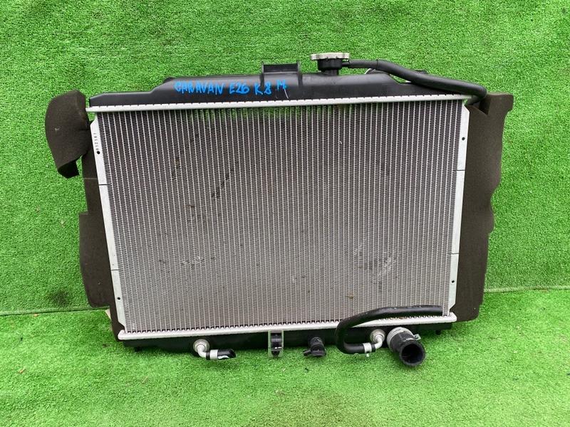 Радиатор основной Nissan Nv350 Caravan VR2E26 QR20DE (б/у)