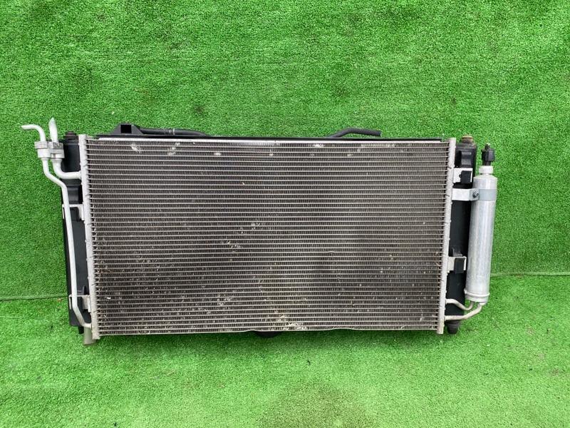 Радиатор основной Nissan Leaf ZE0 EM61 (б/у)