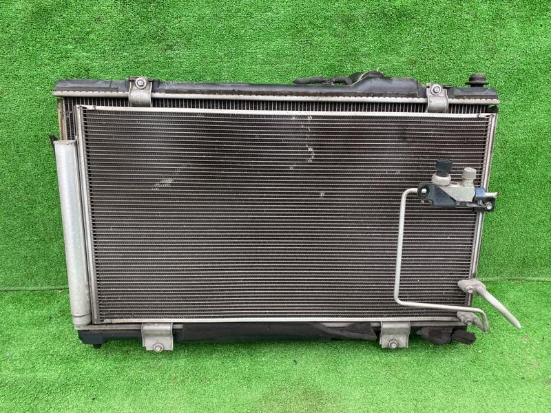 Радиатор основной Toyota Mark X GRX130 4GR-FSE (б/у)