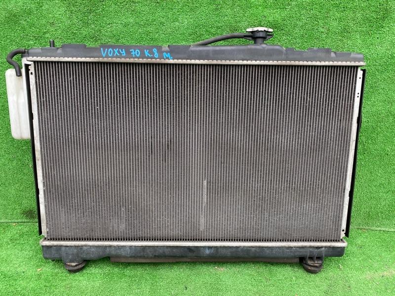 Радиатор основной Toyota Voxy ZRR70 3ZR-FE (б/у)
