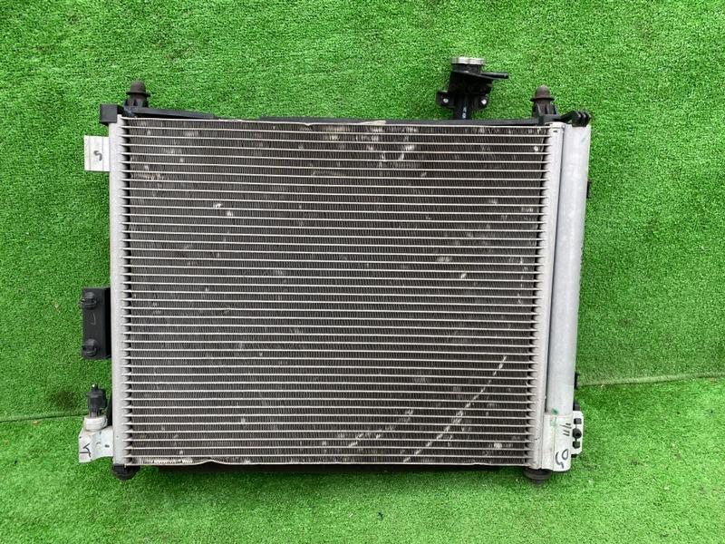 Радиатор кондиционера Nissan Note E12 HR12DDR (б/у)