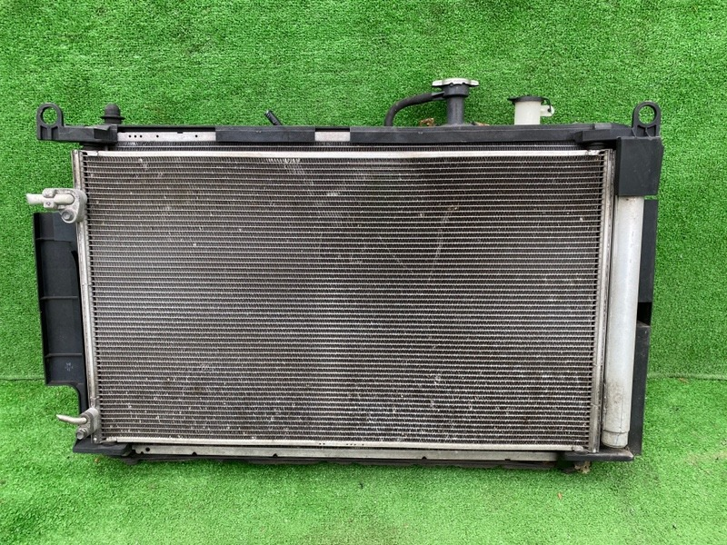 Радиатор кондиционера Nissan Fuga KY51 VQ37VHR (б/у)