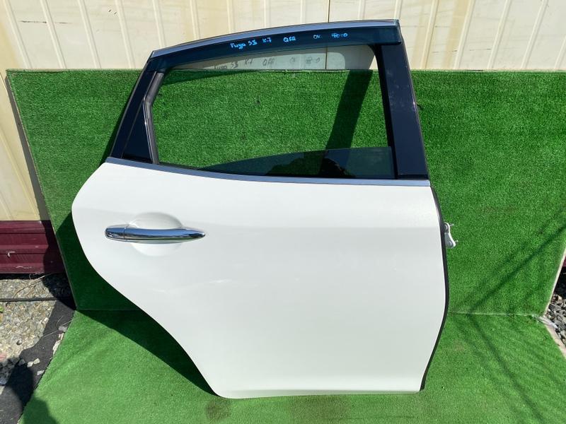 Дверь Nissan Fuga KNY51 задняя правая (б/у)