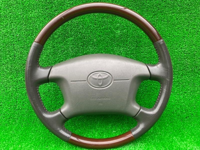Руль Toyota Surf VZN185W (б/у)