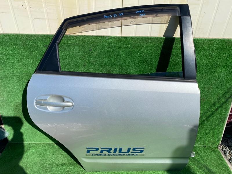 Дверь Toyota Prius NHW20 задняя правая (б/у)