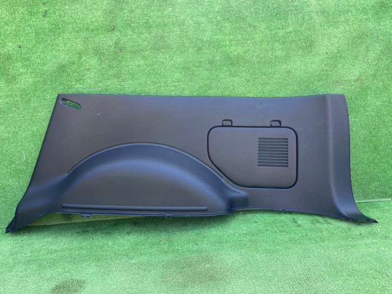 Обшивка багажника Toyota Probox NSP160V 1NR-FE 09.2014 задняя правая (б/у)