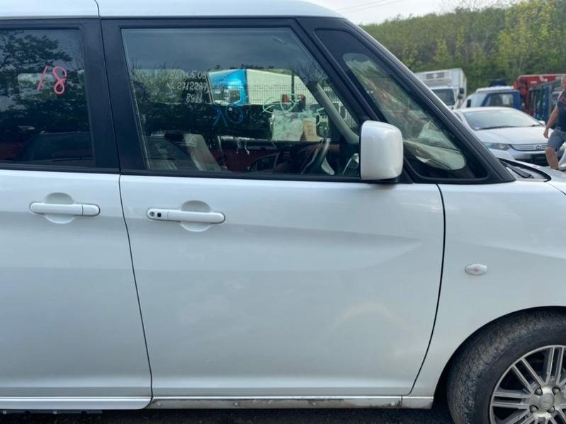 Дверь Suzuki Solio MA36S K12C 2016 передняя правая (б/у)