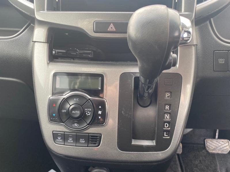 Блок управления климат-контролем Suzuki Solio MA36S K12C 2016 (б/у)