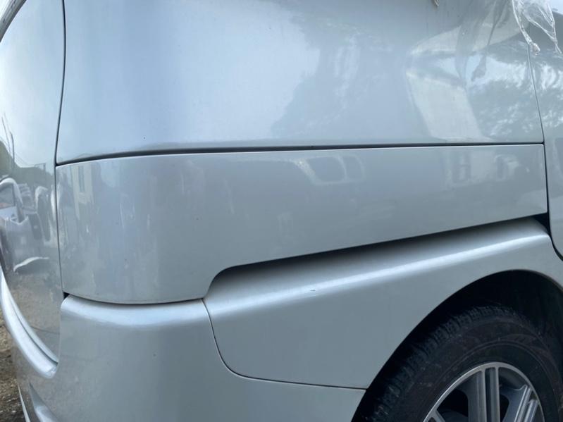Накладка на крыло Suzuki Solio MA36S K12C 2016 задняя правая (б/у)
