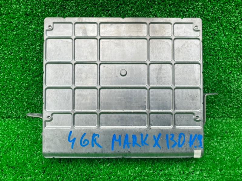 Блок efi Toyota Mark X GRX130 4GRFSE (б/у)