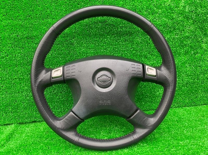 Руль Nissan Stagea WGC34 (б/у)