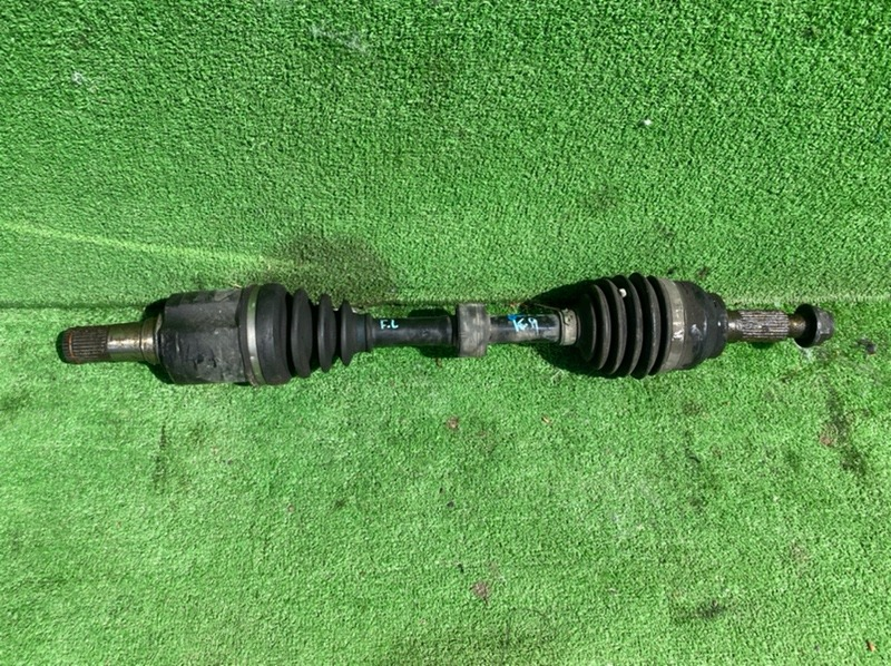 Привод Mazda Premacy CWFFW PE-VPS передний левый (б/у)