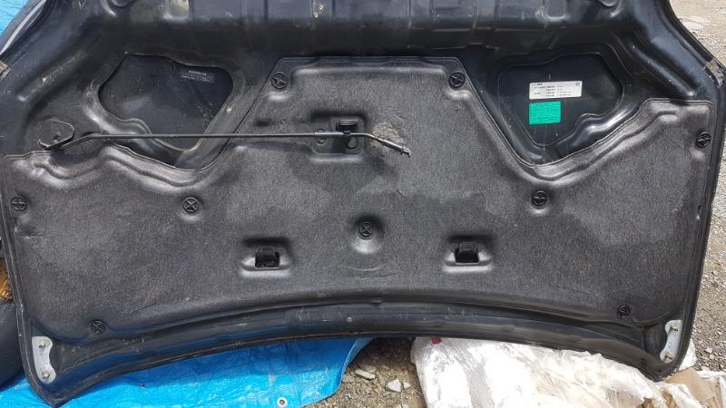 Утеплитель капота Nissan X-Trail NT31 MR20 (б/у)