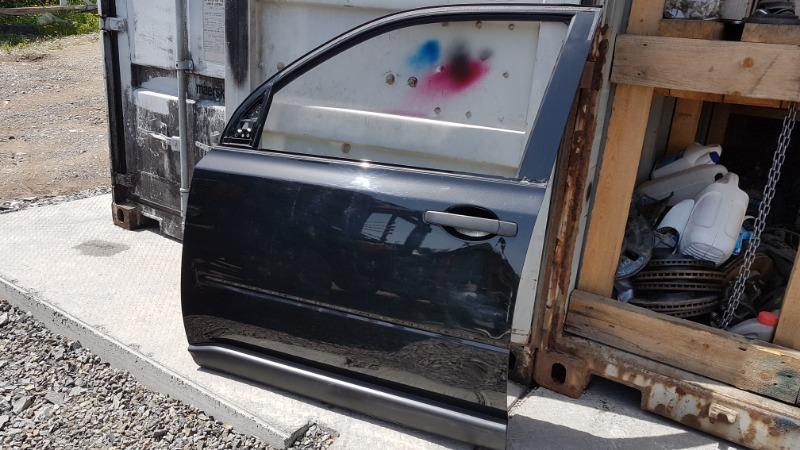 Дверь Nissan X-Trail NT31 MR20 передняя левая (б/у)