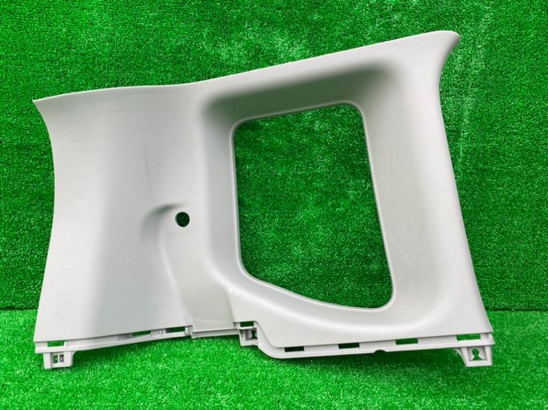 Обшивка багажника Suzuki Solio MA36S K12C задняя левая верхняя (б/у)