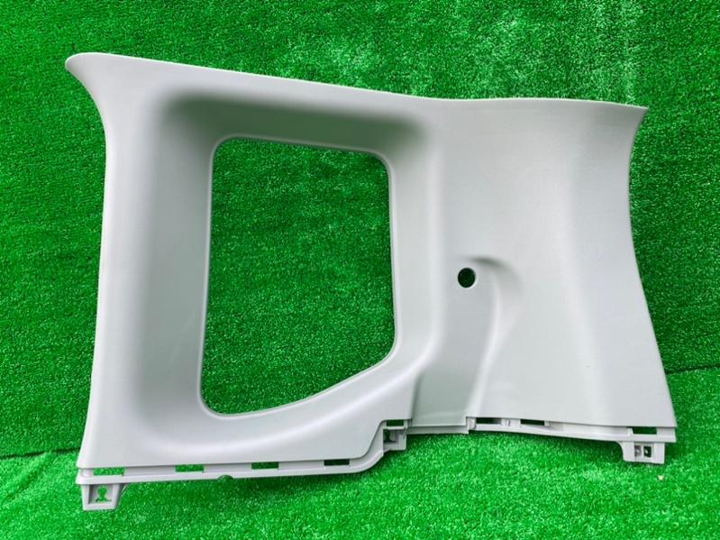 Обшивка багажника Suzuki Solio MA36S K12C задняя правая верхняя (б/у)