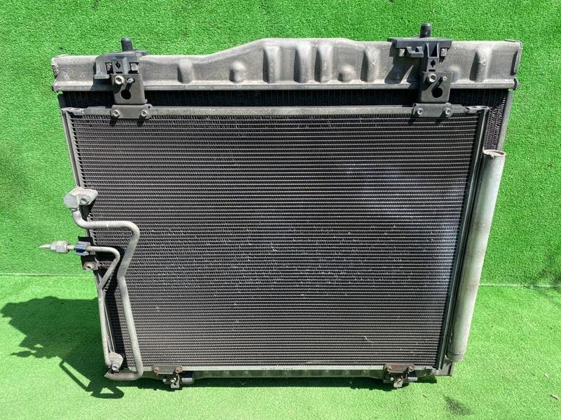 Радиатор кондиционера Toyota Hiace TRH200 1TR-FE (б/у)