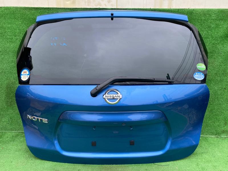Дверь 5-я Nissan Note E12 2019 (б/у)