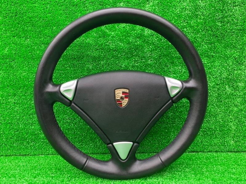 Руль Porsche Cayenne 9PA (б/у)