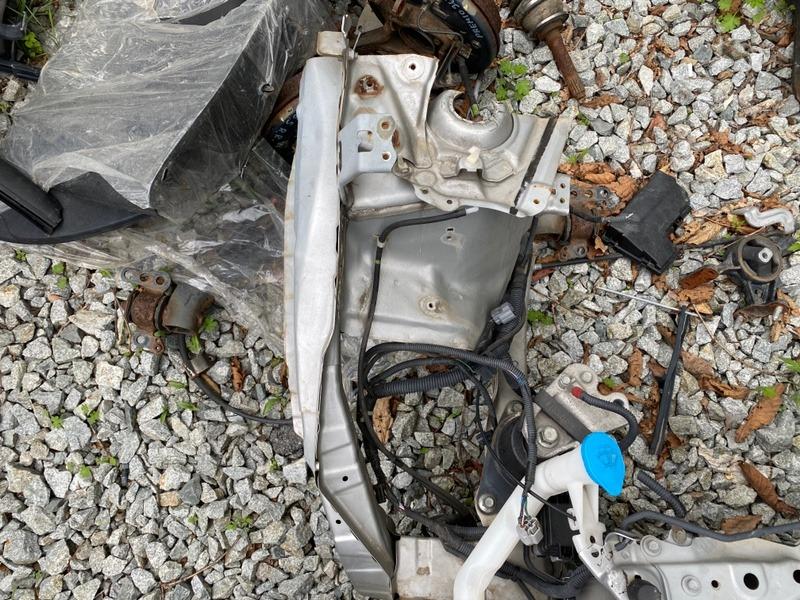 Лонжерон Honda Fit GE6 2010 передний правый (б/у)