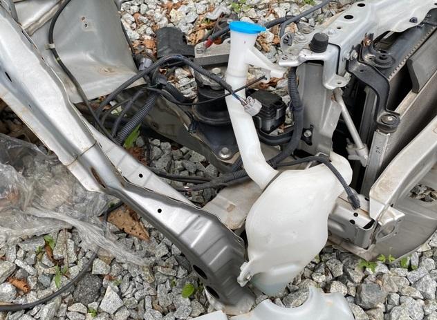 Бачок стеклоомывателя Honda Fit GE6 2010 (б/у)