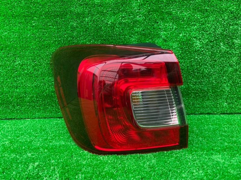 Стоп-сигнал Subaru Levorg VMG задний левый (б/у)