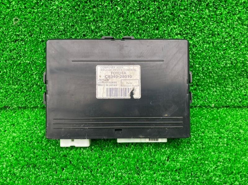 Электронный блок Toyota Voxy ZRR70 (б/у)