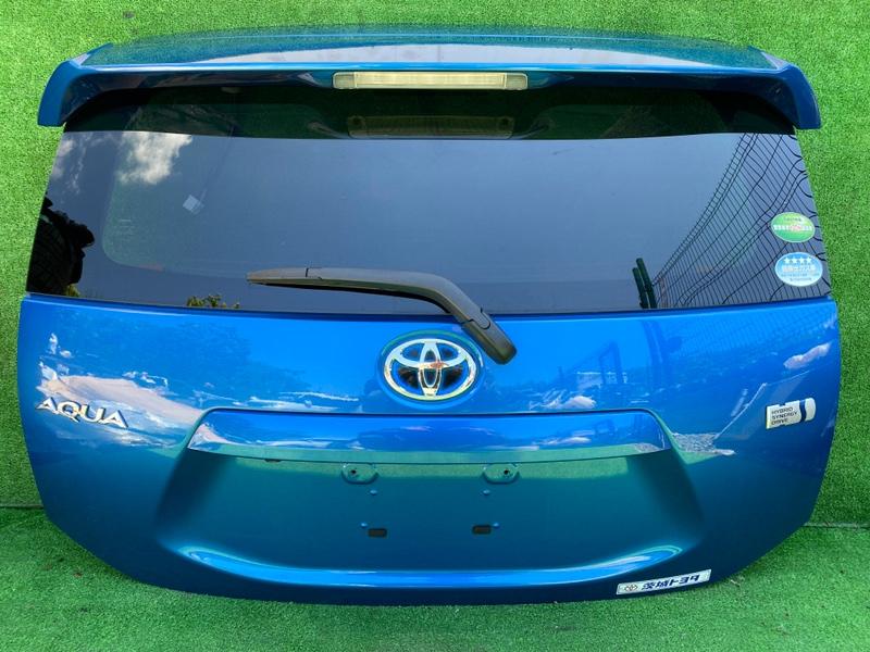 Дверь 5-я Toyota Aqua NHP10 (б/у)
