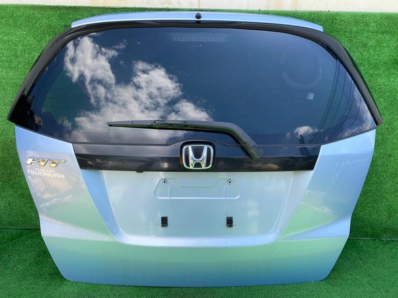 Дверь 5-я Honda Fit GE6 (б/у)