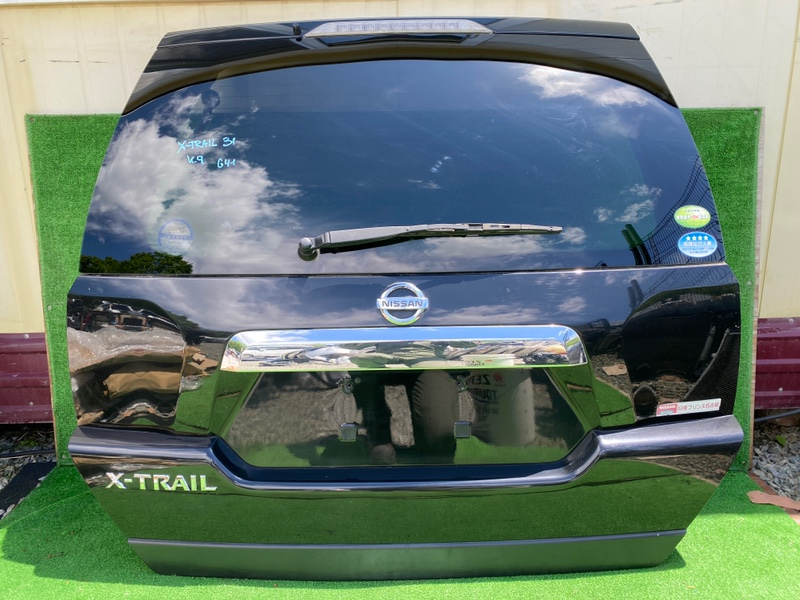 Дверь 5-я Nissan X-Trail DNT31 (б/у)