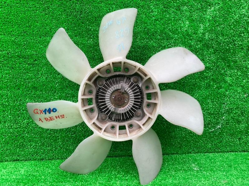 Вентилятор вязкомуфты Toyota Mark Ii GX110 1G-FE (б/у)
