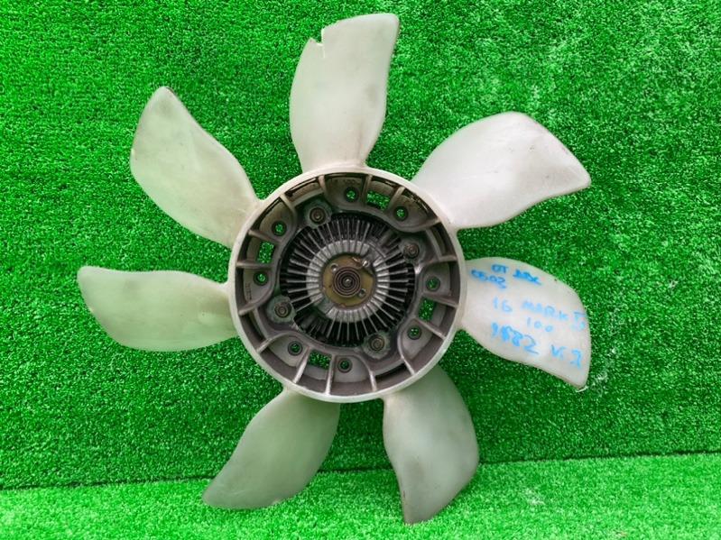 Вентилятор вязкомуфты Toyota Mark Ii GX100 1G-FE (б/у)