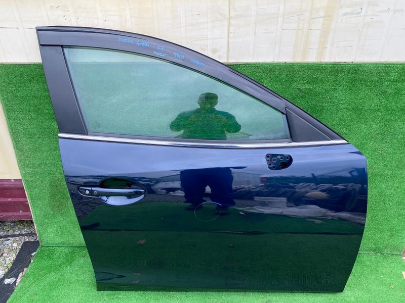 Дверь Mazda Axela BM2AS передняя правая (б/у)