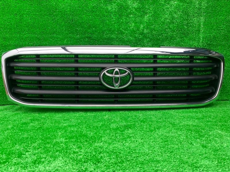 Решетка Toyota Land Cruiser UZJ100W 01.1998 передняя (б/у)