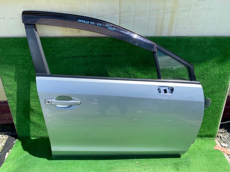 Дверь Subaru Impreza G4 GJ3 передняя правая (б/у)