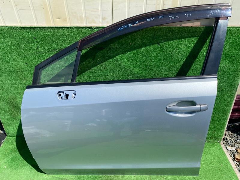 Дверь Subaru Impreza G4 GJ3 передняя левая (б/у)