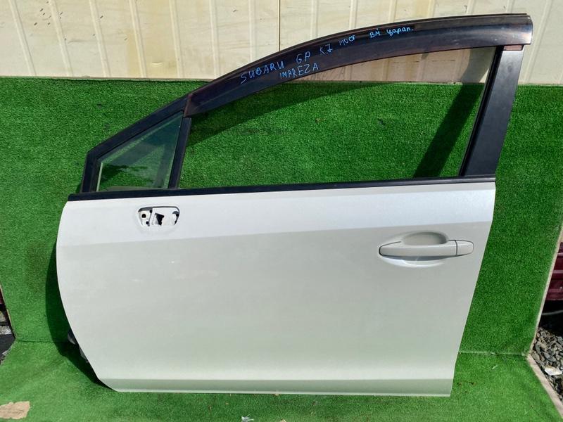 Дверь Subaru Impreza GP7 передняя левая (б/у)
