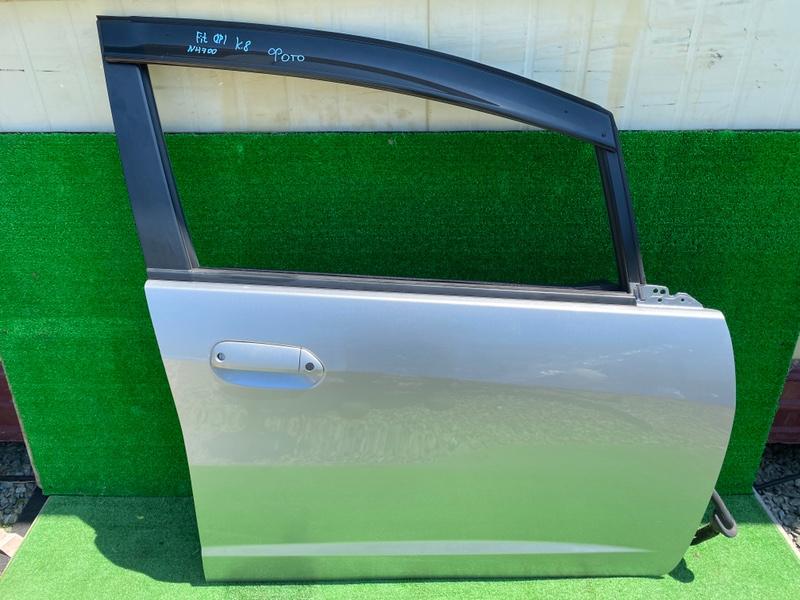 Дверь Honda Fit GE6 передняя правая (б/у)