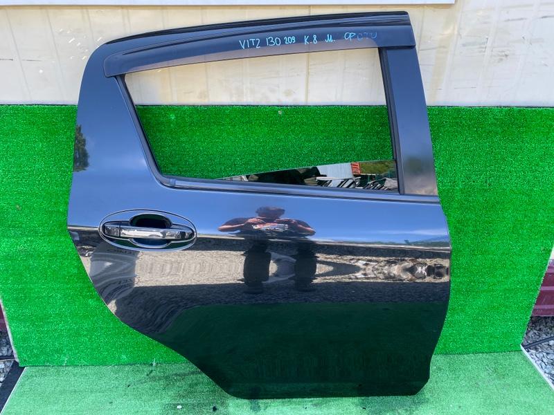Дверь Toyota Vitz NCP131 задняя правая (б/у)